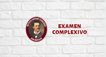 Examen Complexivo Informática - 2021